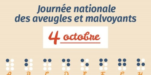 Journée nationale des aveugles et malvoyants